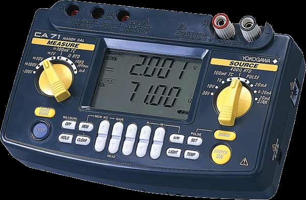 калибратор электрических сигналов са71 руководство по эксплуатации - фото 2
