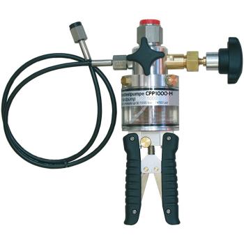 Модели CPP700-H, CPP1000-H Ручной гидравлический насос