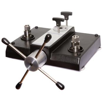 Модель CPP1200-X Гидравлический пресс-компаратор